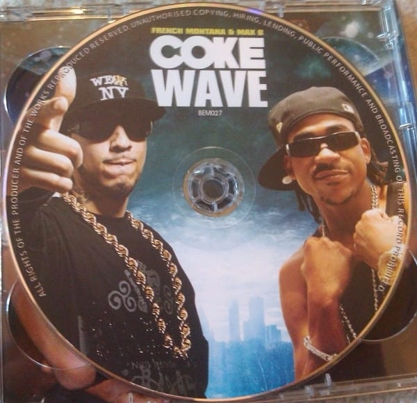 rapper-mix-tape-max-b-french-montana-coke-wave