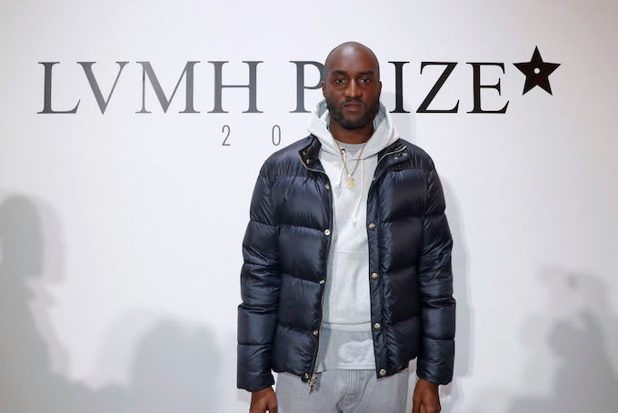 ad4a6943e766 Virgil Abloh Addresses Plagiarism Claims and Support for Michael ...