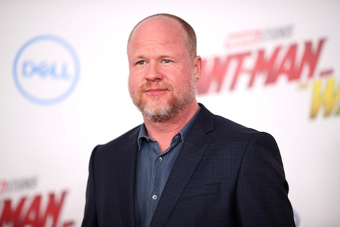 Joss Whedon in LA