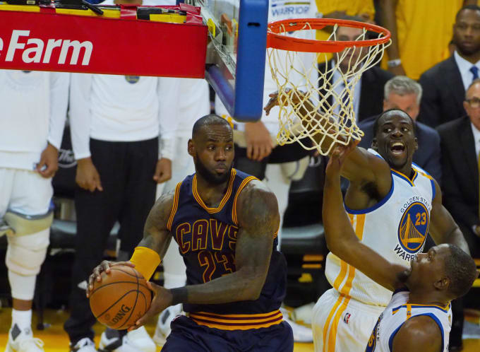 How Can The Cavaliers Beat The Warriors In Game Two Complex