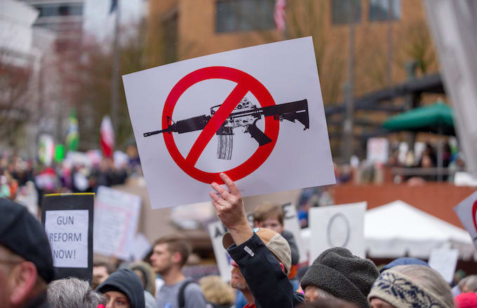 Oklahoma Gun Bill