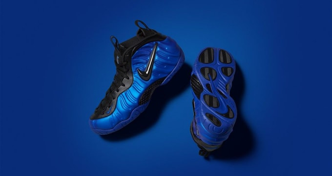 "b8a680cf6b8c7a Nike Air Foamposte Pro ""Hyper Cobalt"""
