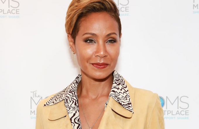 Jada Pinkett Smith social media