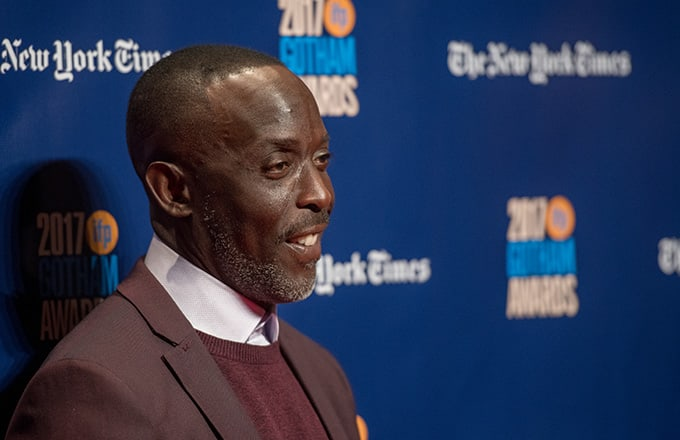 This is a photo of Micheal K Williams.