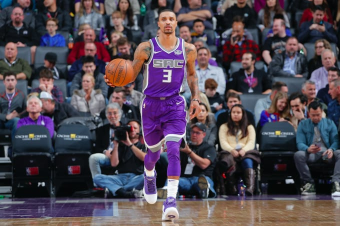 Most Overpaid Nba Players George Hill
