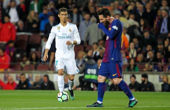 Christiano Ronaldo, Lionel Messi