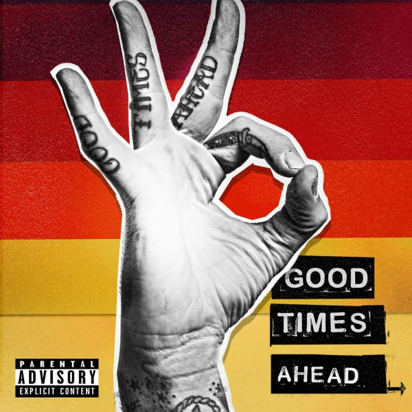 GTA 'Good Times Ahead' cover.