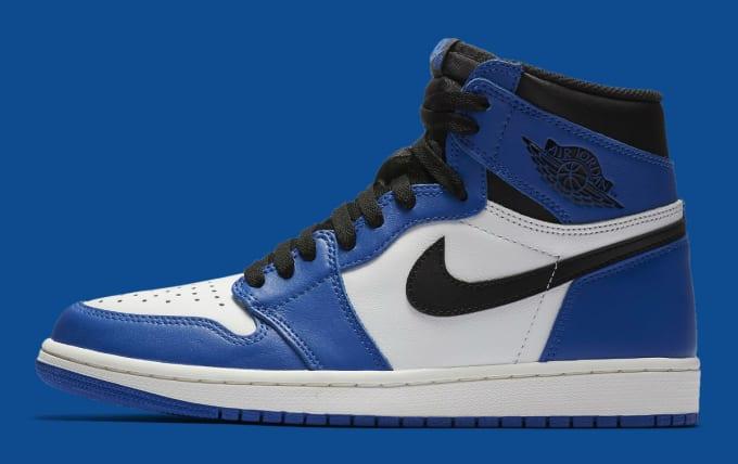 d1aba1c1164d96 Air Jordan 1 High Game Royal Release Date 555088-403 Profile