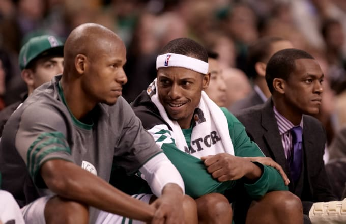 f0e37ea83f30a7 We Now Know Why Ray Allen Didn t Attend Paul Pierce s Jersey ...