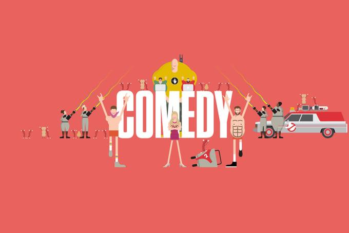 2016 Summer Comedies