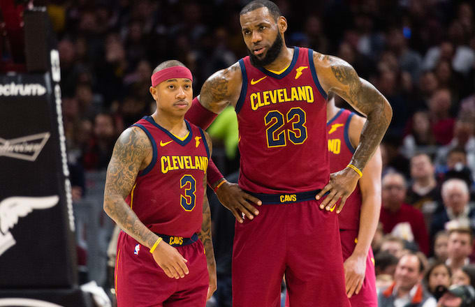 f5600f3e216f Brian Windhorst Explains Why Isaiah Thomas May Stay With the Cavs ...