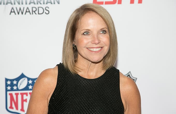 This Is A Photo Of Katie Couric