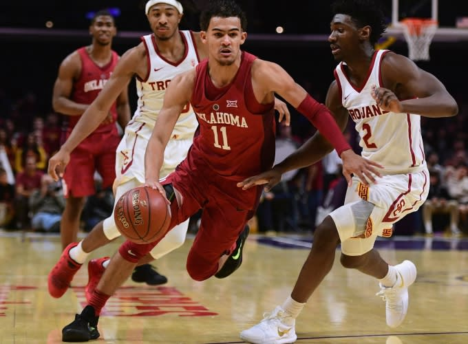 Trae Young.