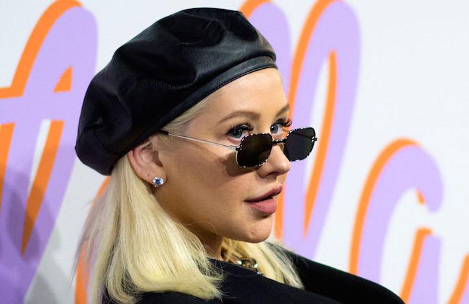 Christina Aguilera Tour