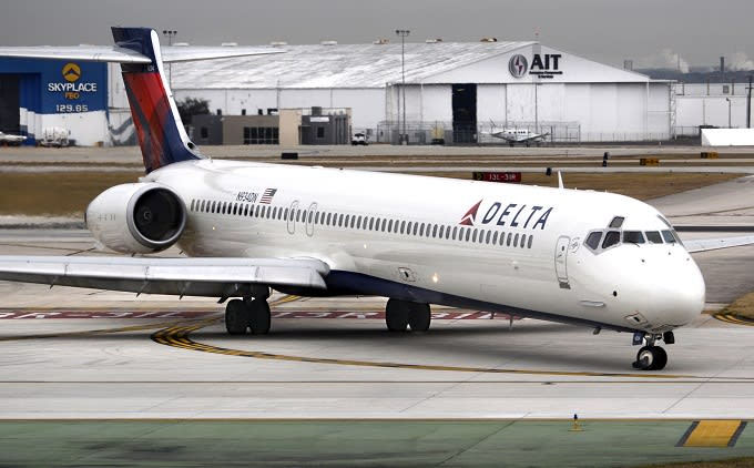 delta-plane