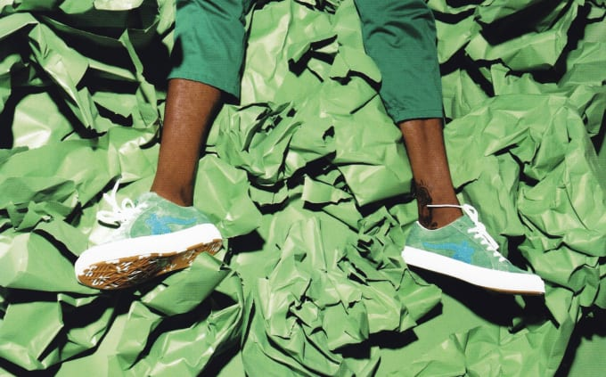 Tyler The Creator Presents His Golf Le Fleur Collaboration With