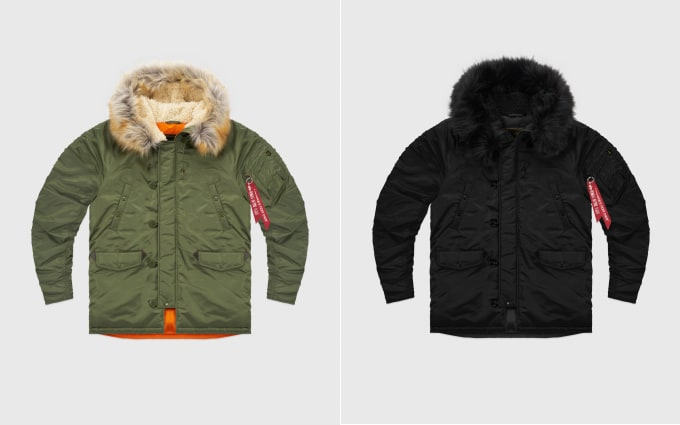328a3ecd4 OVO and Alpha Industries Just Released a Special Edition N-3B Parka ...