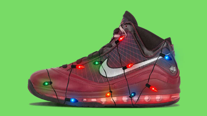 30aa2fcab2239 NBA Christmas Shoes  Best Sneakers Worn on Christmas Day