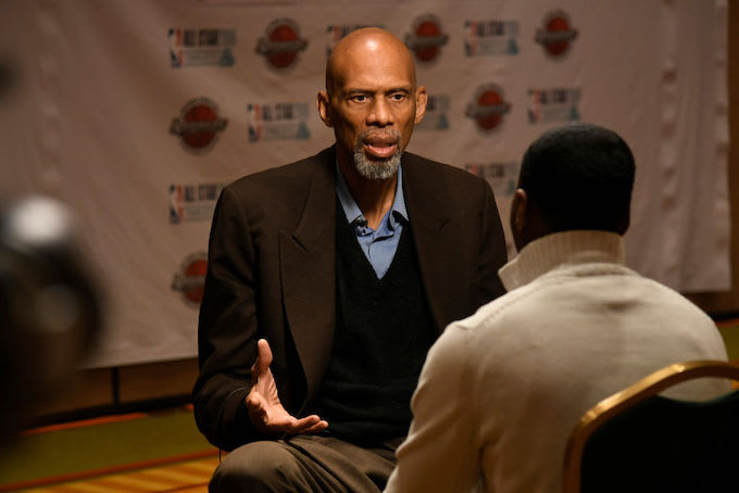 This is a picture of Kareem.