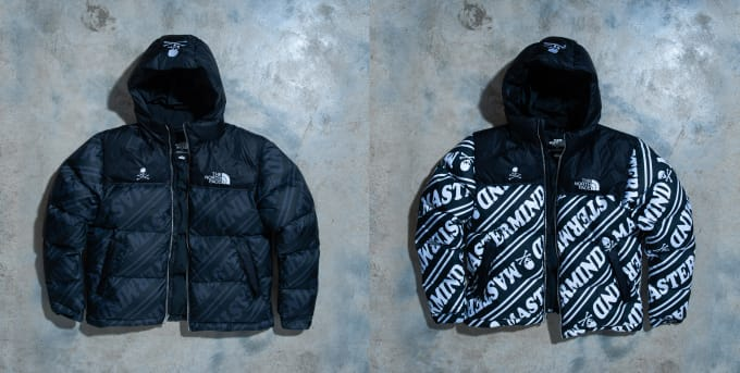 5d3a4a6484 Rep the Iconic Mastermind Skull and Crossbones in Style with Their New  Collaboration with The North Face