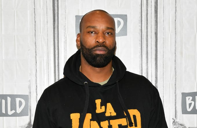 low priced e6d60 bdbb6 Baron Davis Gets Emotional Reflecting on Nipsey Hussle   There Are  Incredible People But Angels Only Come So Often