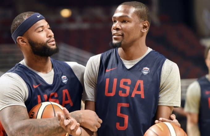 ff337c206193 DeMarcus Cousins Calls the Media Out for How They Treat Kevin Durant ...