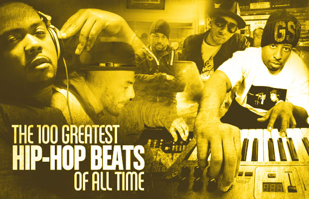 c404db8fa The 100 Greatest Hip-Hop Beats of All Time