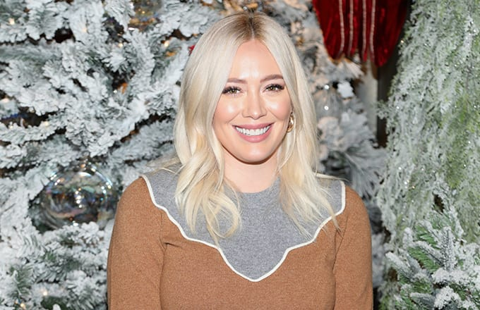 Hilary Duff Says a 'Lizzie McGuire' Reboot Is Still Being Considered