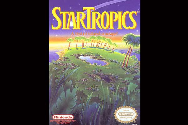 best-old-school-nintendo-games-star-tropics