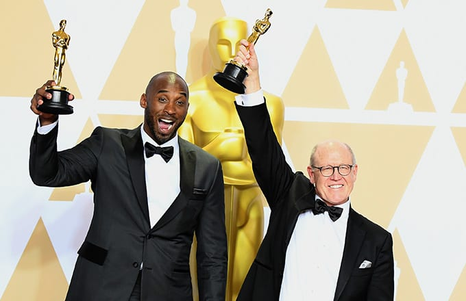 This is a photo of Kobe Bryant.