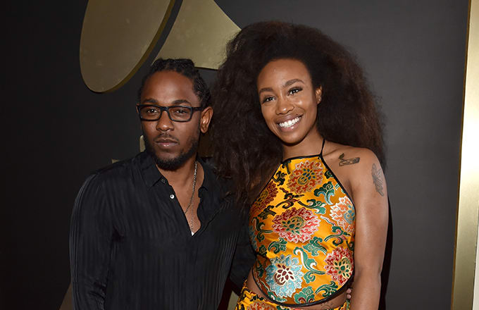 SZA and Kendrick