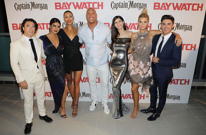 This is a photo of Baywatch.