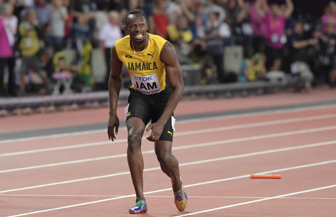 buy online 05083 27f74 Gatorade to Pay  300,000 for Releasing Usain Bolt Game That Told Kids Not  to Drink Water
