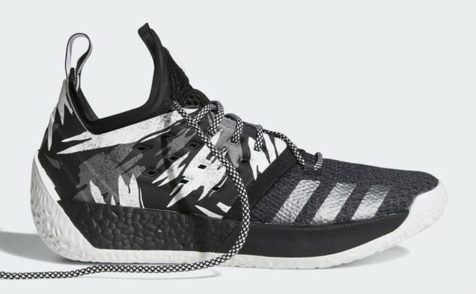 the latest 6ebd8 1bc6b release date adidas harden all white lyrics a372b 1be64  ebay adidas harden  vol. 2 traffic jam release date ah2217 laces a1677 2dc02