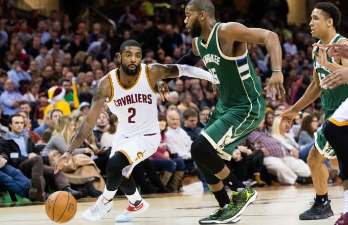 5cc60efc87f6 Kyrie Irving to the Bucks  It Might Happen If the Cavaliers  Trade ...