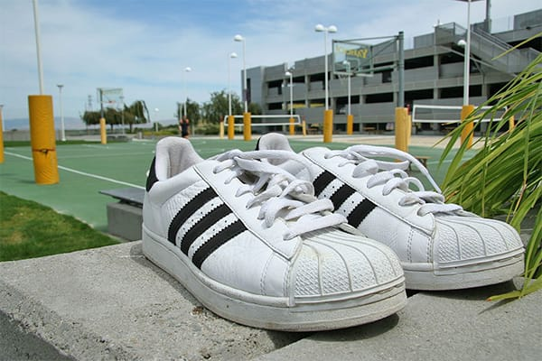 sports shoes 0caf9 fbc90 The original Superstars werent made in Germany, but France.