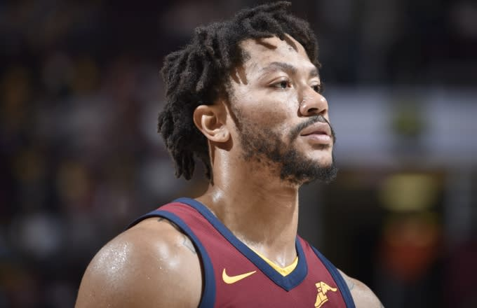 derrick rose explains why he decided not to retire from the nba