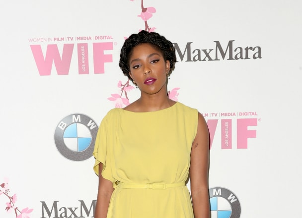 Jessica Williams at the WIF
