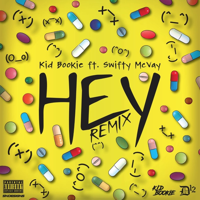 "Kid Bookie ""Hey"" Remix"