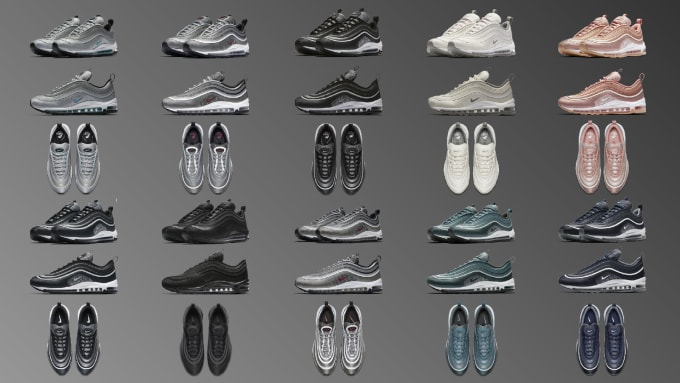 Nike Unveils Big Lineup of New Air Max 97 Colourways  89d75e16a