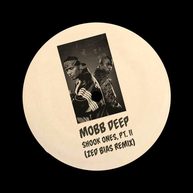 """Zed Bias """"Shook Ones Pt. II"""" remix"""