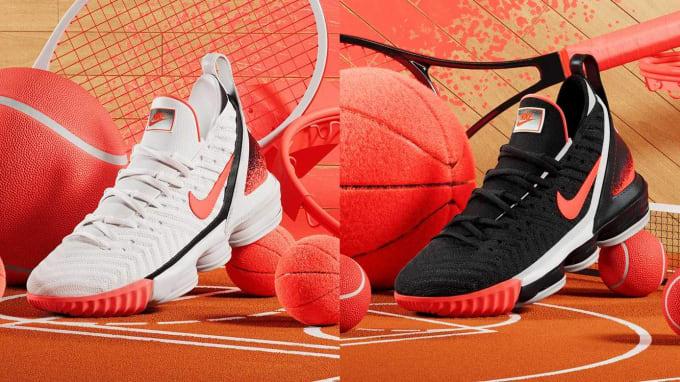 separation shoes 7cc2b cc728 Nike LeBron 16 Hot Lava Pack Release Date