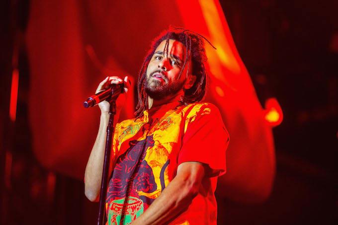 J. Cole in Seattle