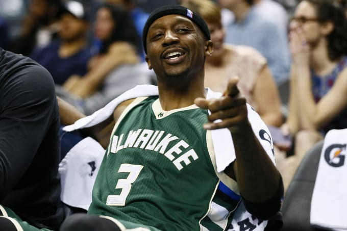 Jason Terry Milwaukee Bucks 2017