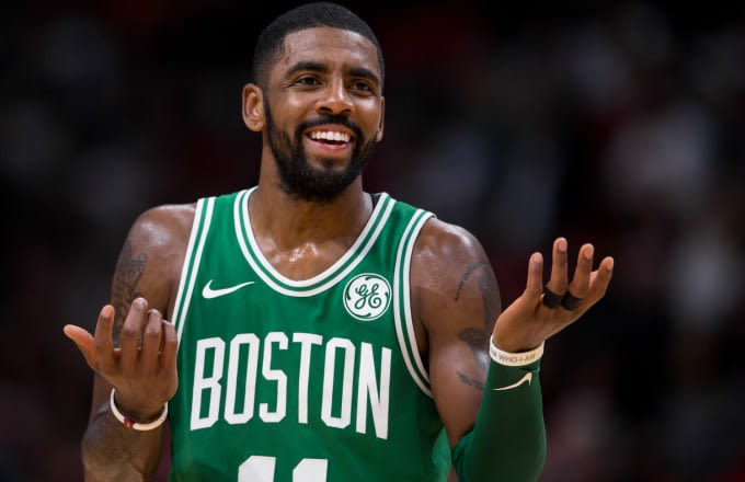 aed449378e5 A Deep Dive Into the Absurd IG Accounts That Influenced Kyrie Irving s Flat  Earth Reality
