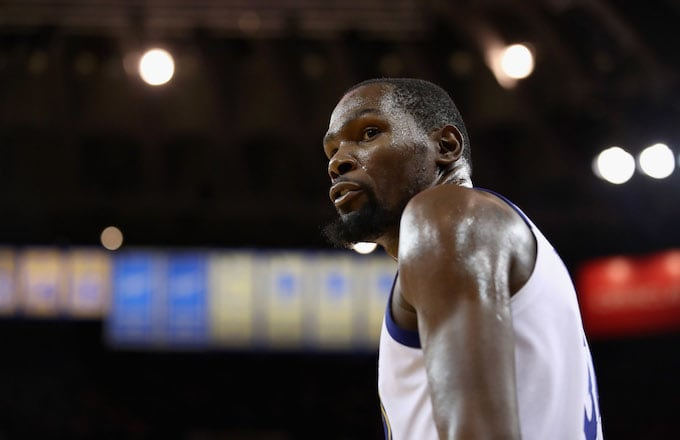 cfab7f983ad8 Kevin Durant Fans Think His Brother Revealed He s Leaving Warriors ...