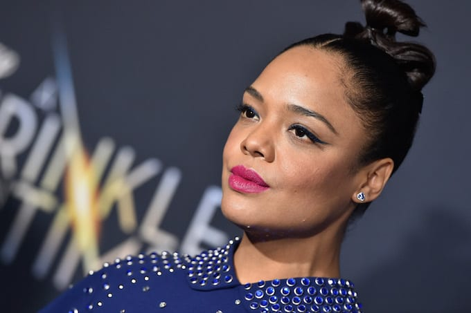 Tessa Thompson Red Carpet