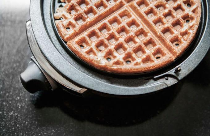 Waffle crime