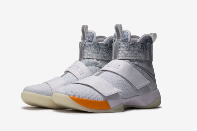 Exclusive  John Elliott Is Collaborating with Nike on the LeBron Soldier X 2bf197779