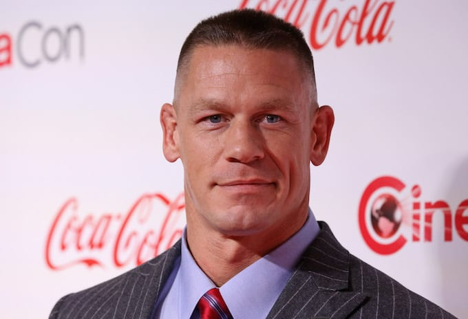john cena would love to co star with dwayne johnson in a fast and